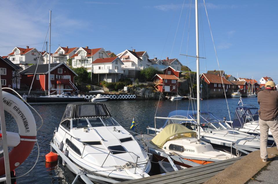 港口哥德堡瑞典