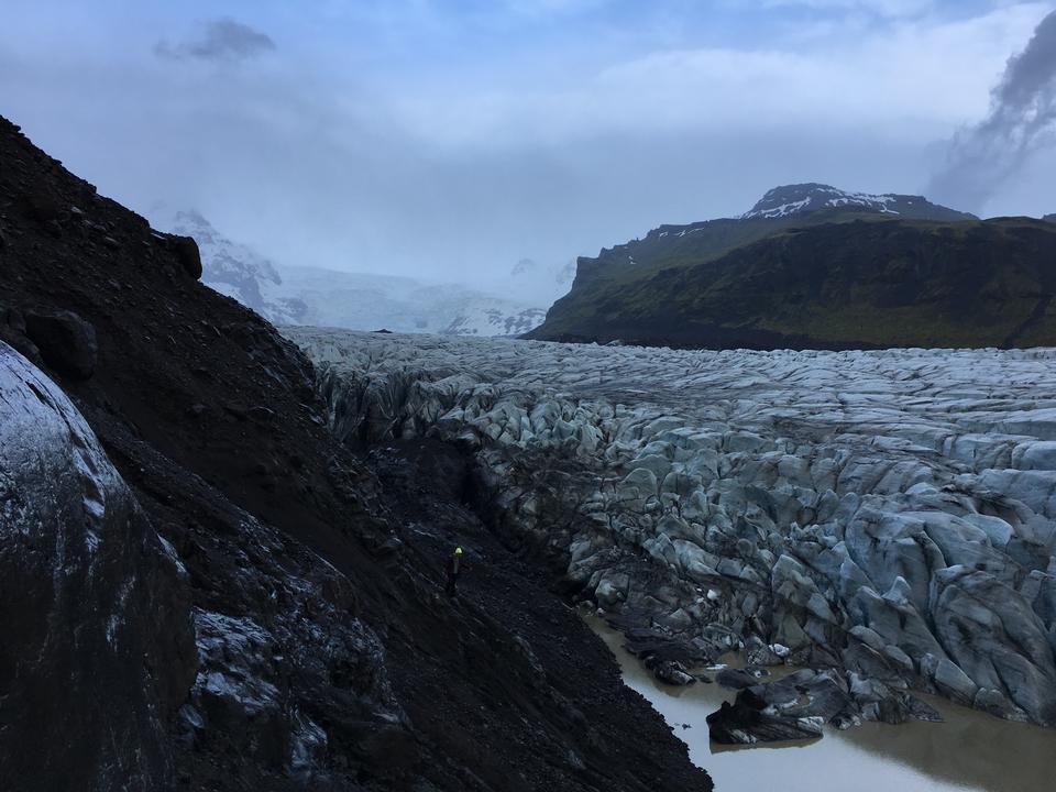 Jokulsarlon冰川潟湖,冰島