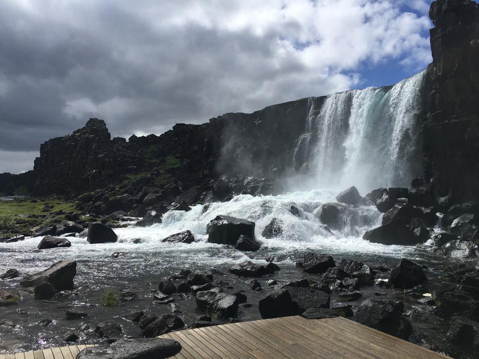 Kirkjufell山,冰島