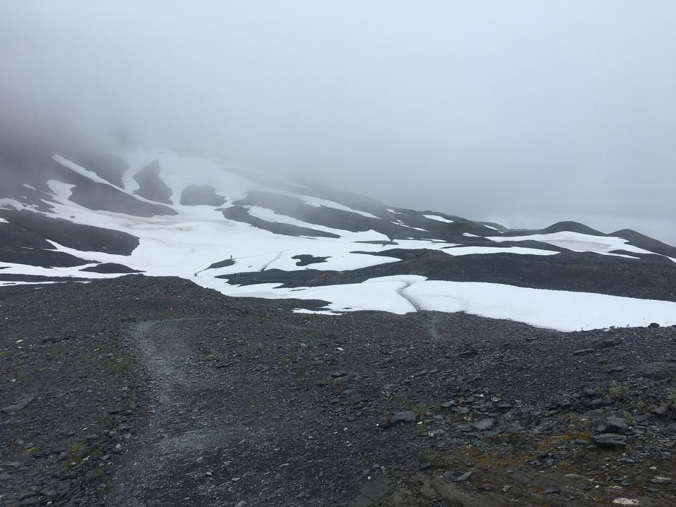 Harding Ice Field, Kenai Fjords National Park, Alaska