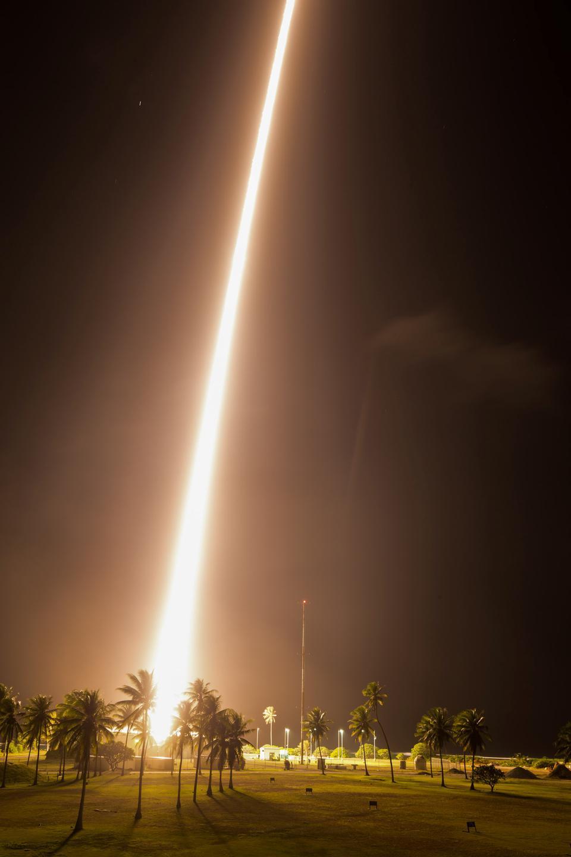 Sounding Rocket Launches