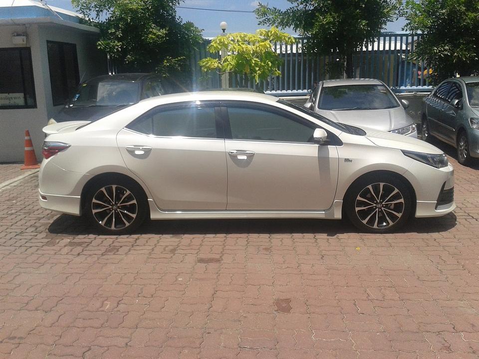 Toyota Corolla Altis ESport