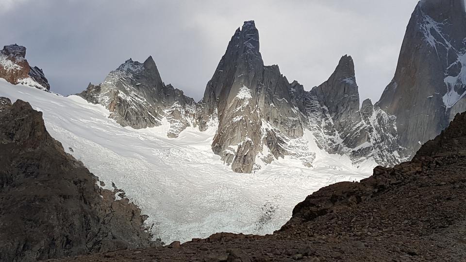セロトーレ、ロスグラシアレス国立公園、パタゴニア、アルゼンチン