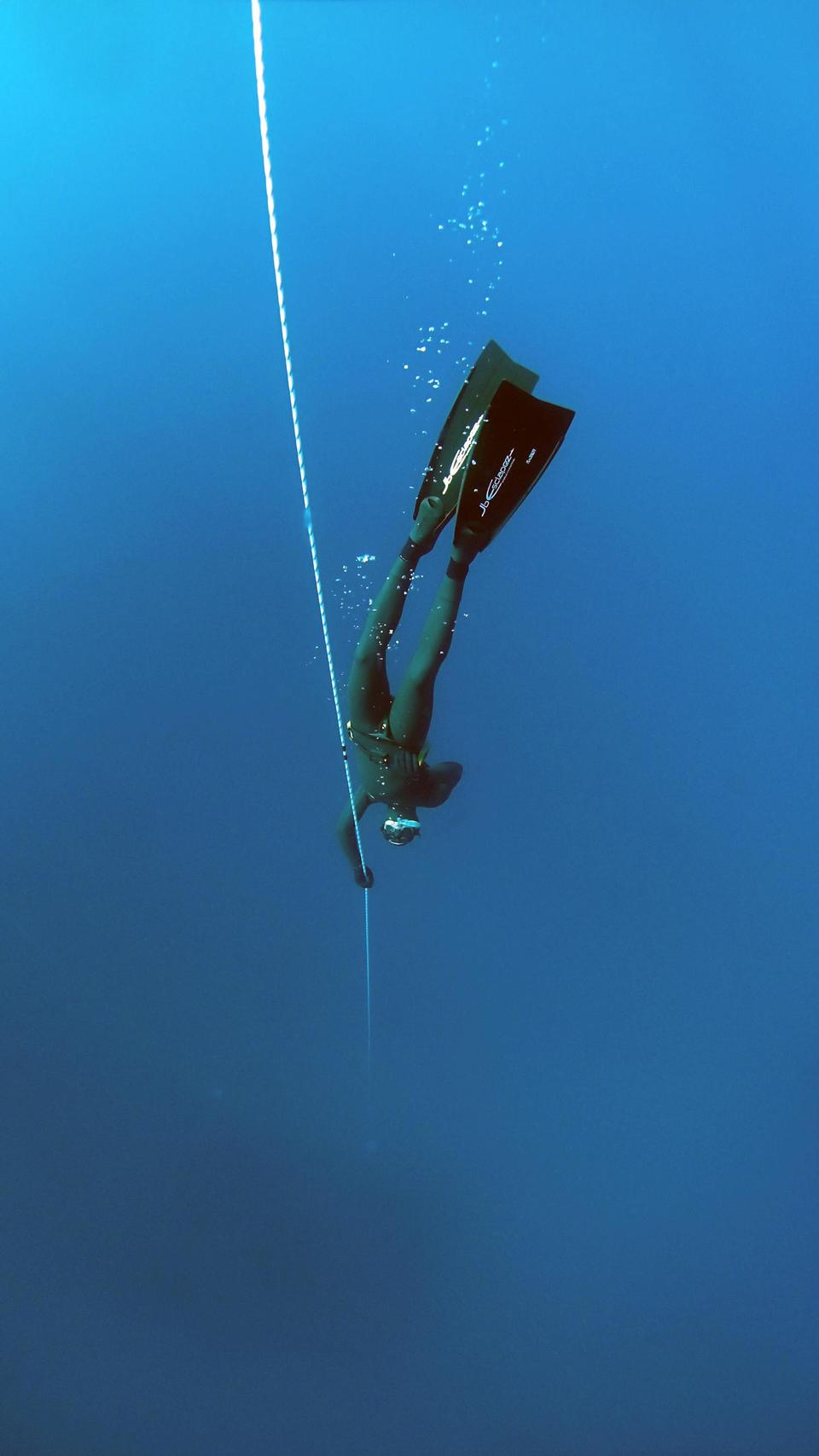 Diving the Sea