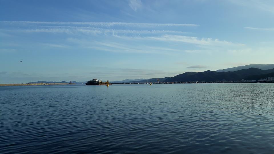 Hoopo Harbor in South Korea
