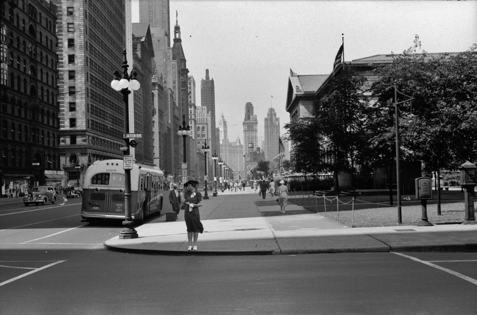 Michigan Avenue a Chicago
