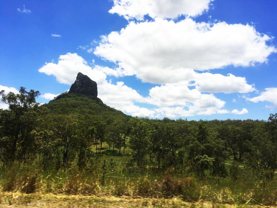 Glasshouse Mountain National Park, QLD Australia