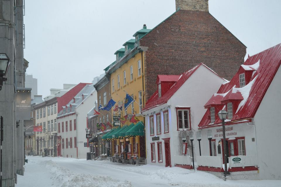 Historic District of Quebec City