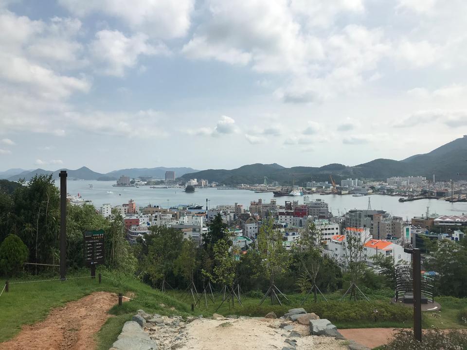 韩国统营市