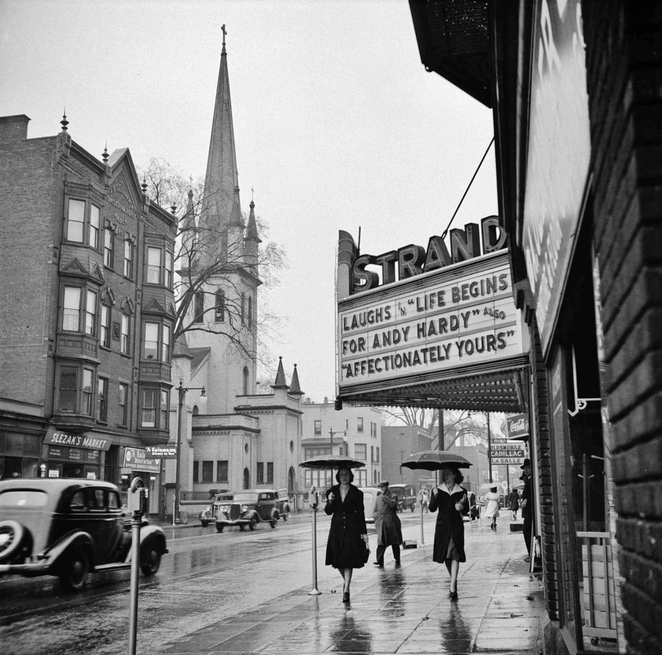 1941年10月,纽约阿姆斯特丹