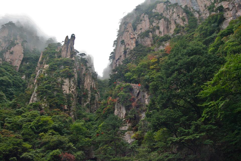 黄山,黄山,安徽,中国