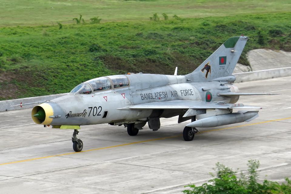 Bangladesh Air Force FT-7BGI