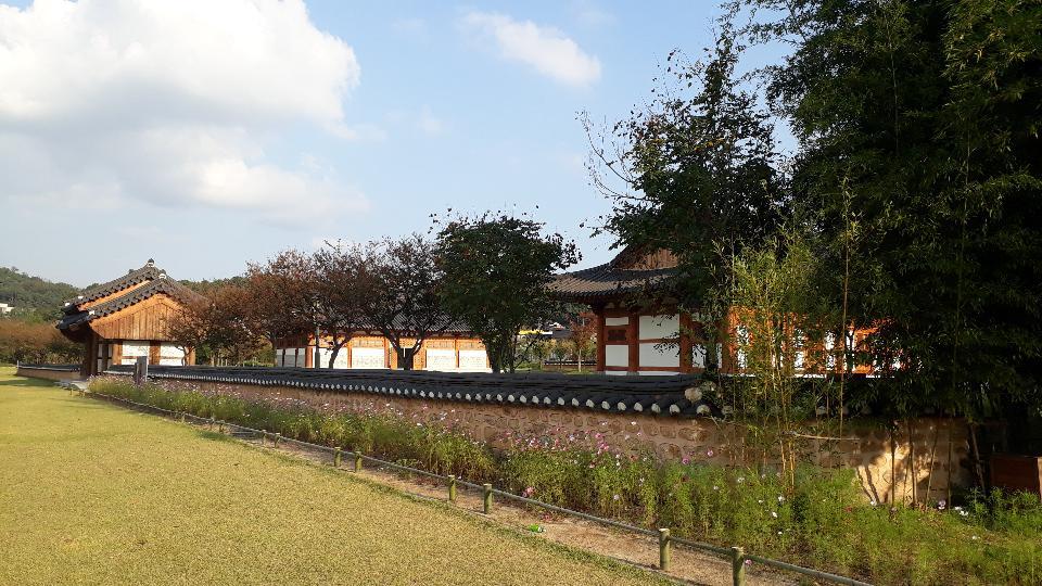 Damyang Juknokwon in South Korea