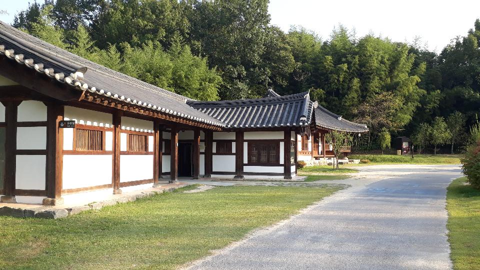 Damyang Juknokwon in South Korea