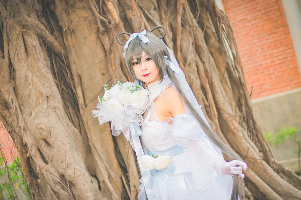 Anime cosplay Costume Girl