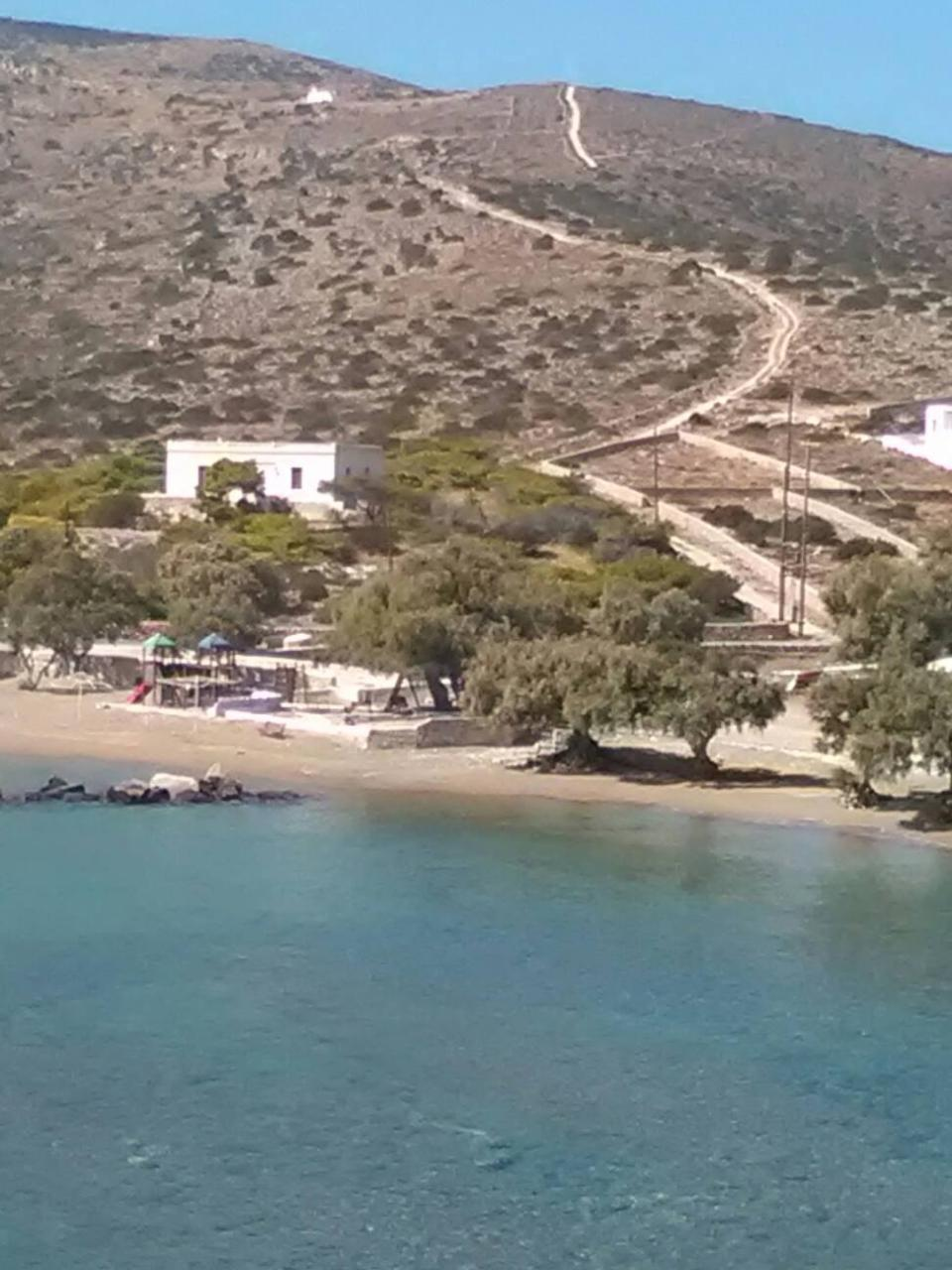 Sikinos Island Greek Summer