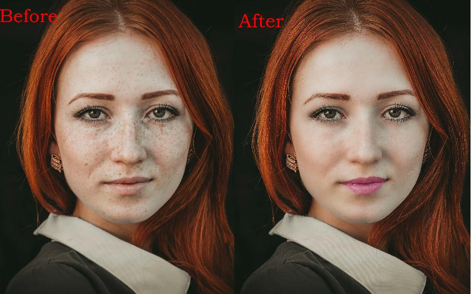 Photo retouching by Clippingimages