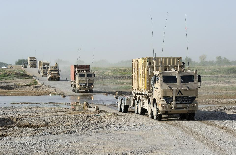 Heavy Equipment Support Vehicle Systems
