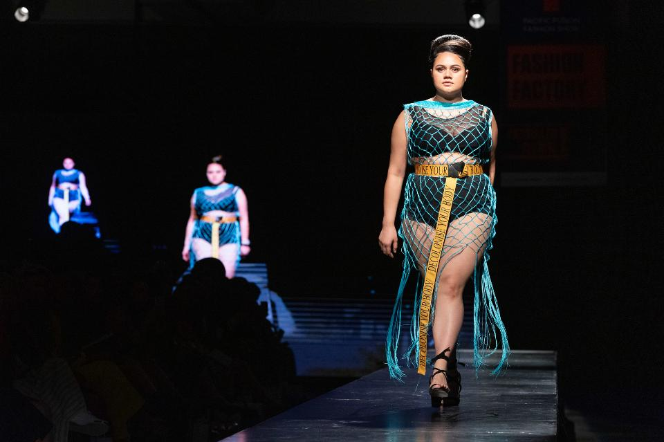 Pacific Fusion Fashion Show