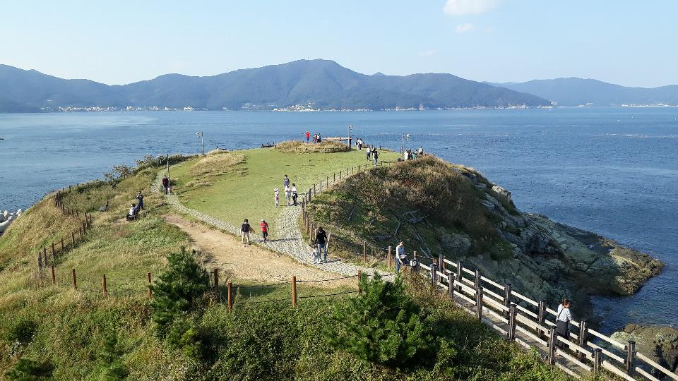 Windy Valley in Geoje Island
