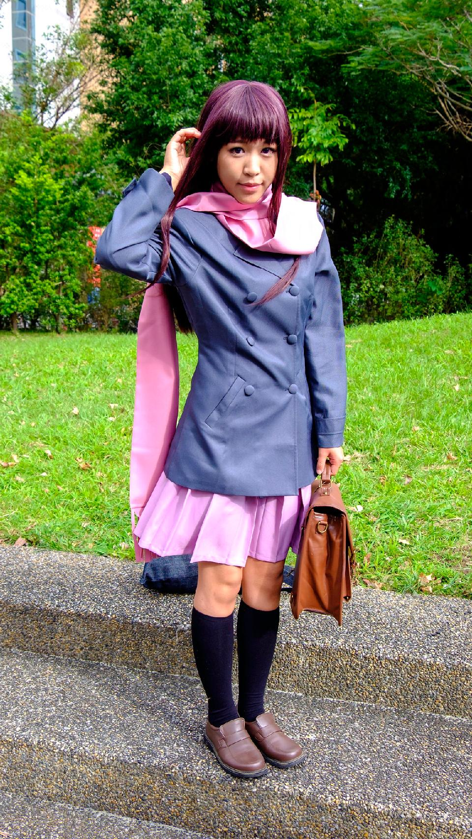 Anime cosplay Costume Girl