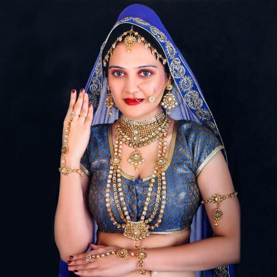 Fancy Artificial Wedding Jewellery at EIndiaWholeSale