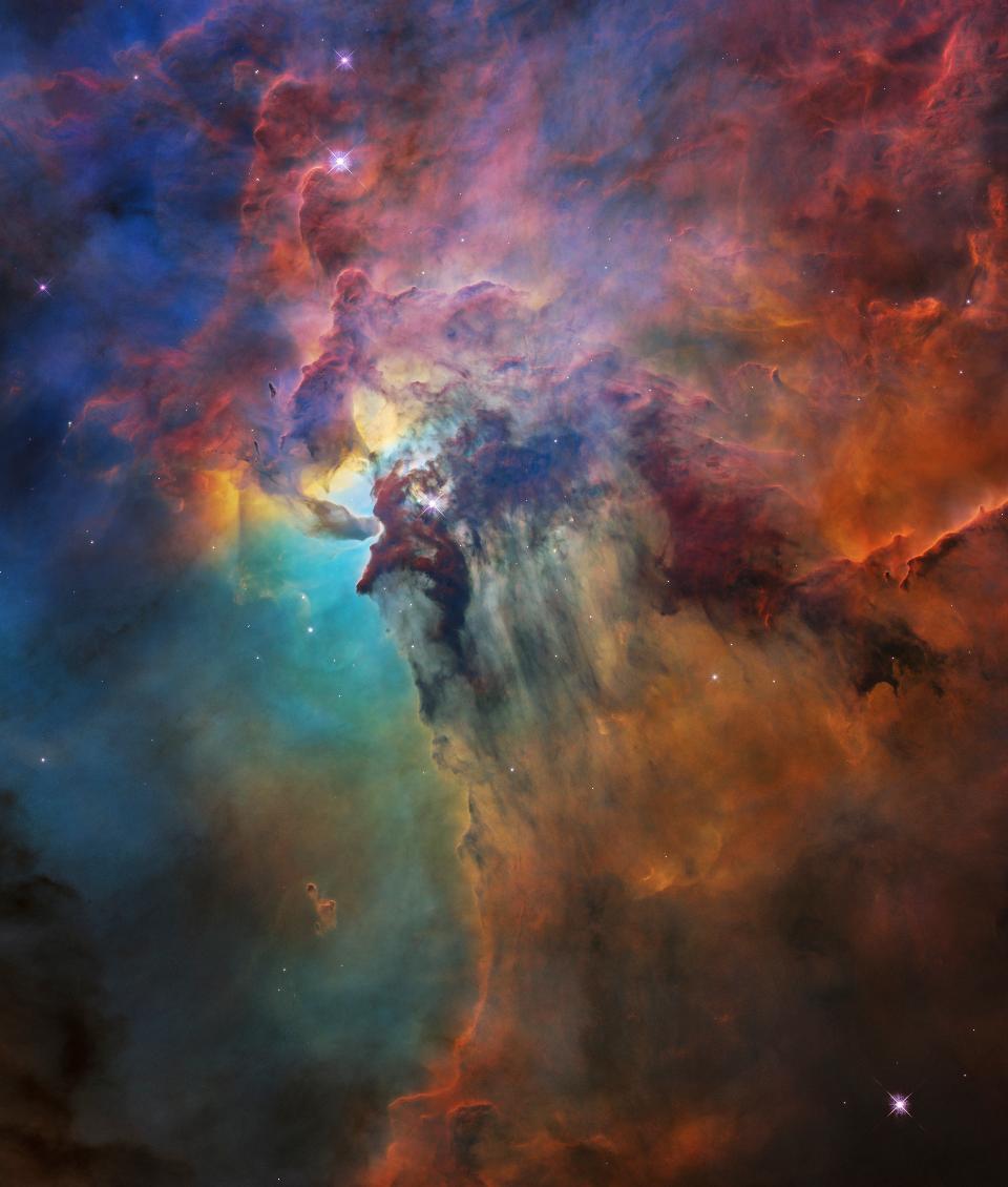 The Lagoon Nebula