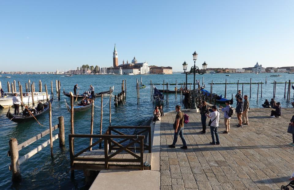Venise, Italie, Grand Canal