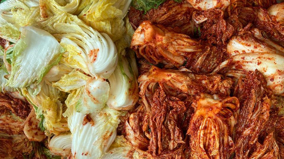 Gimjang Kimchi