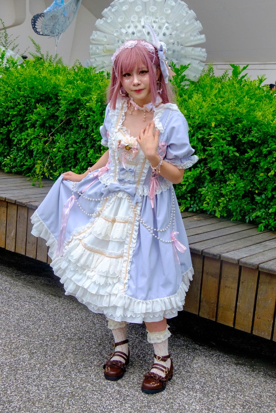 Anime cosplay Costume sexy Woman