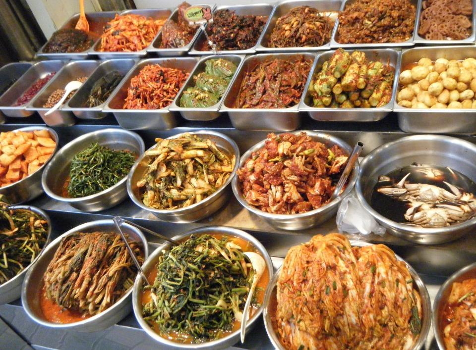 Jeju city market