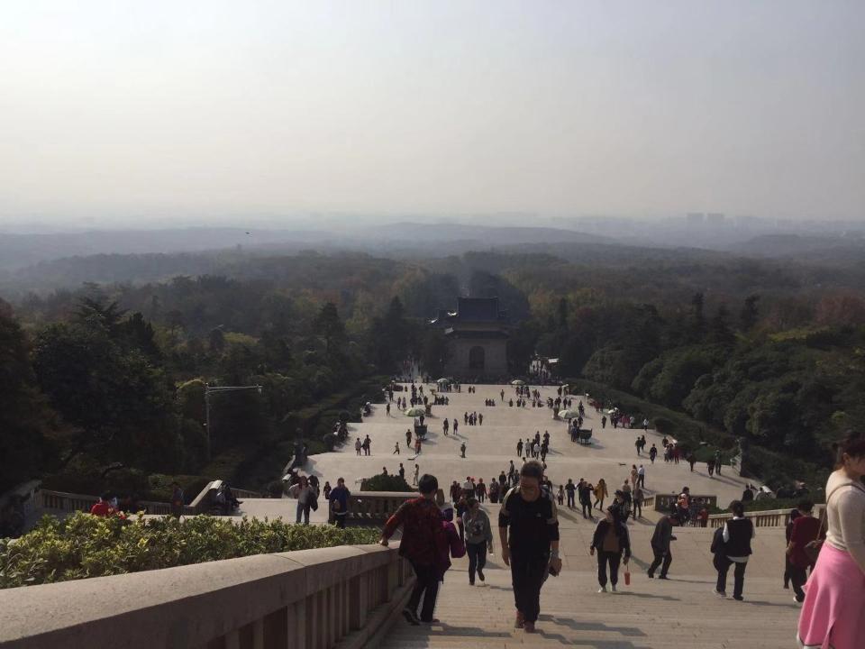 Sun Yat-sens Mausoleum
