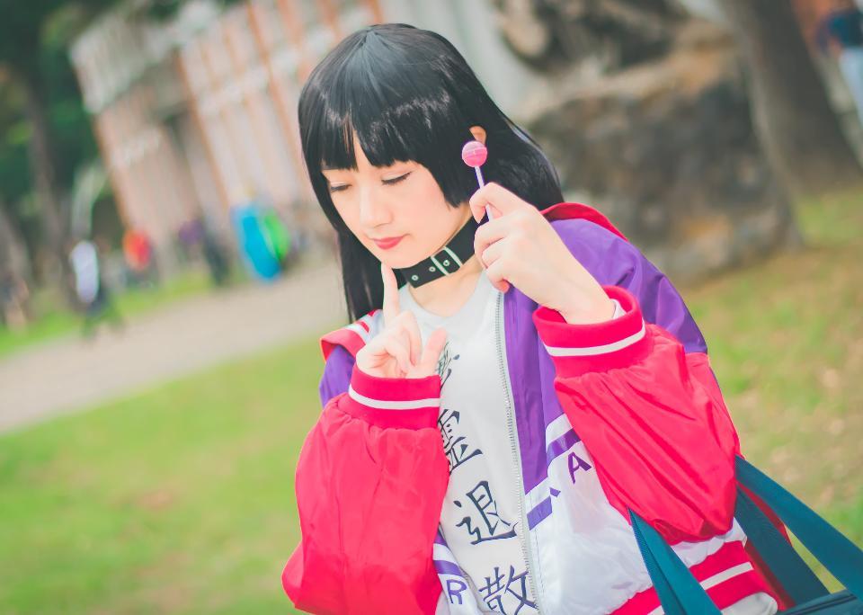 Anime cosplay Costume sexy Girl
