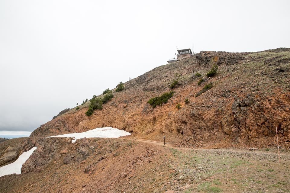 沃什伯恩山天文台塔