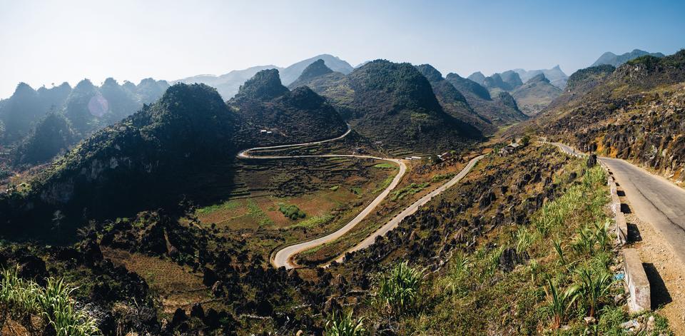 稻田和河,NinhBinh,越南风景