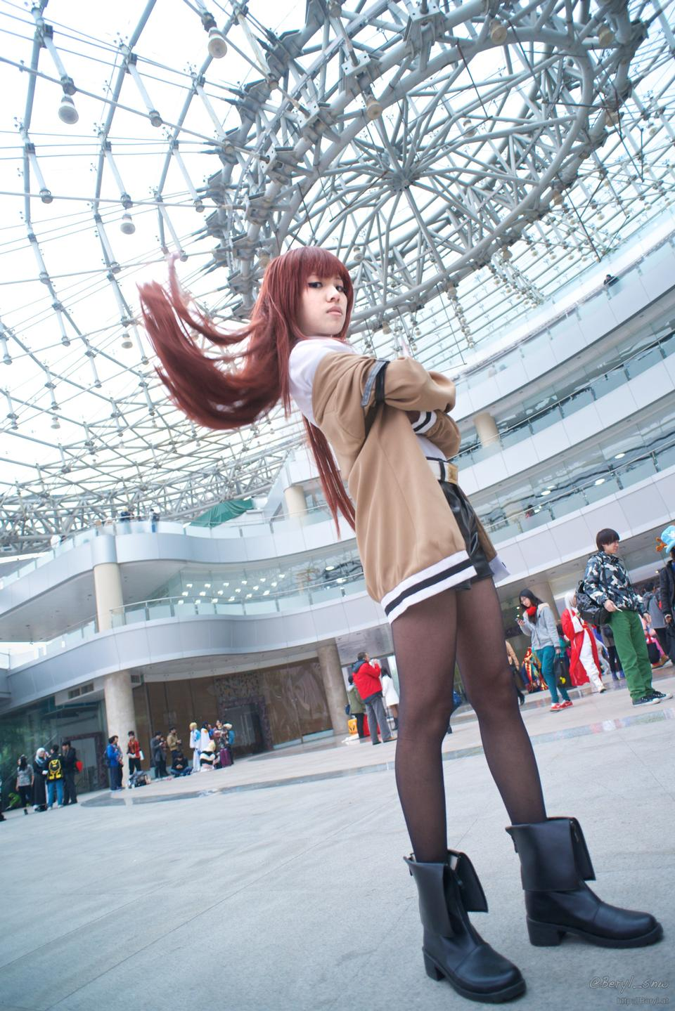 Lifestyle fashion portrait,people in cosplay costume