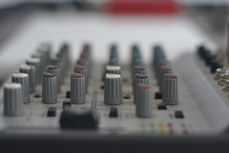 錄音混音器
