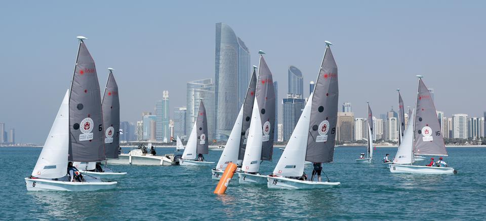World Summer Games 2019, sailing