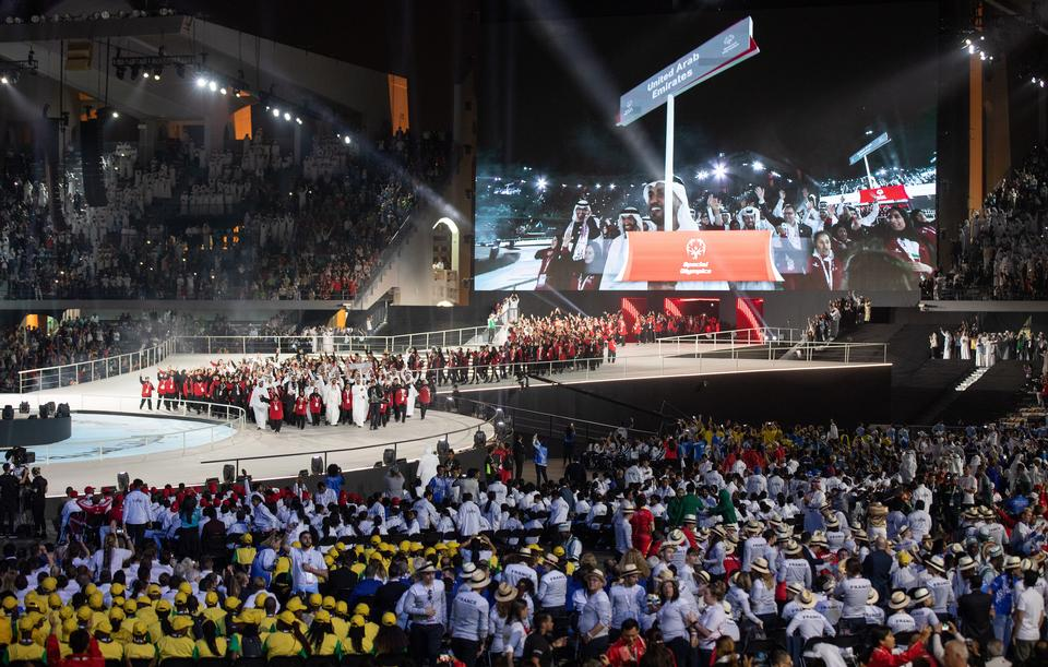 World Summer Games 2019, Opening Ceremony