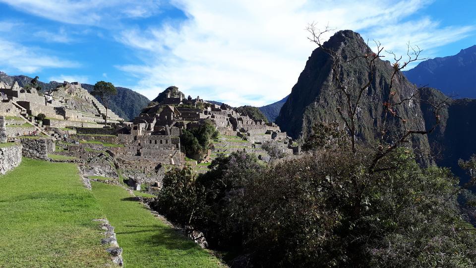 马丘比丘在秘鲁失去了Inkas城市