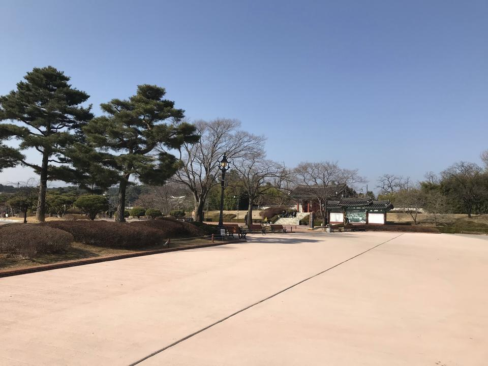 位于江原道江陵的Ojukheon