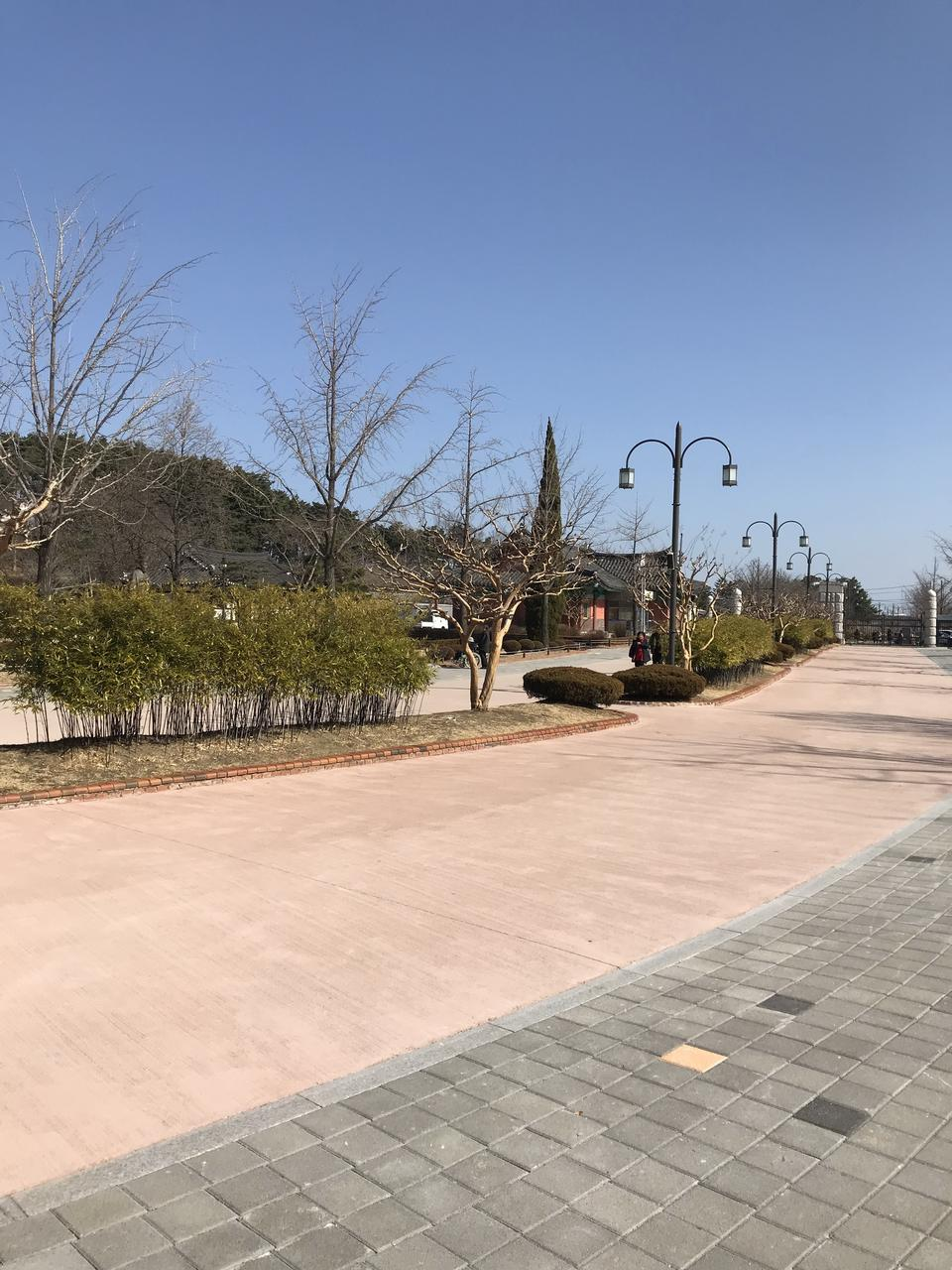 Ojukheon in Gangneung, Gangwon Korea
