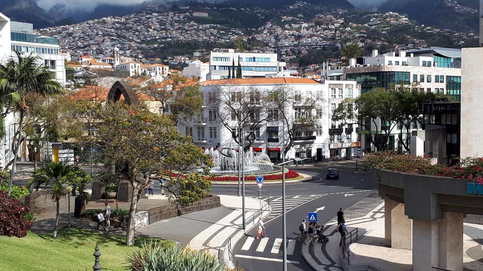 豐沙爾,馬德拉島,葡萄牙