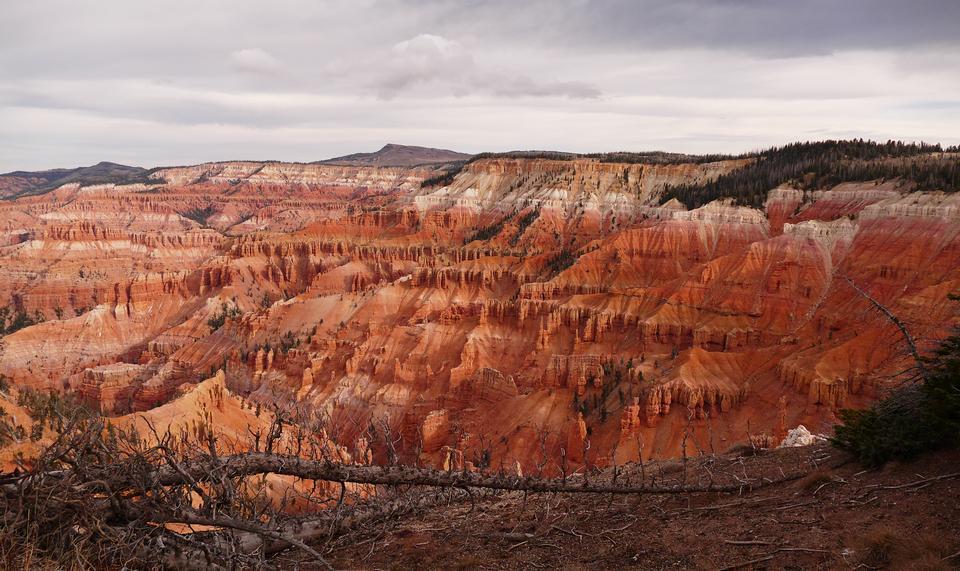 犹他州南部的布莱斯峡谷国家公园