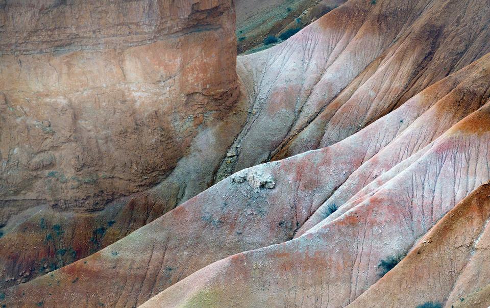 布莱斯峡谷国家公园。犹他州