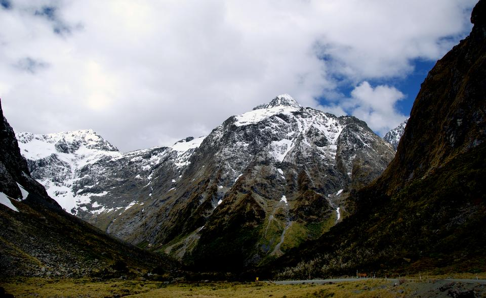 The Fiordland National Park