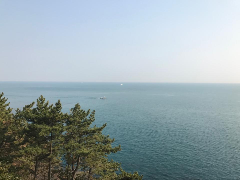 Haeundae Moontan Road Walk Trail