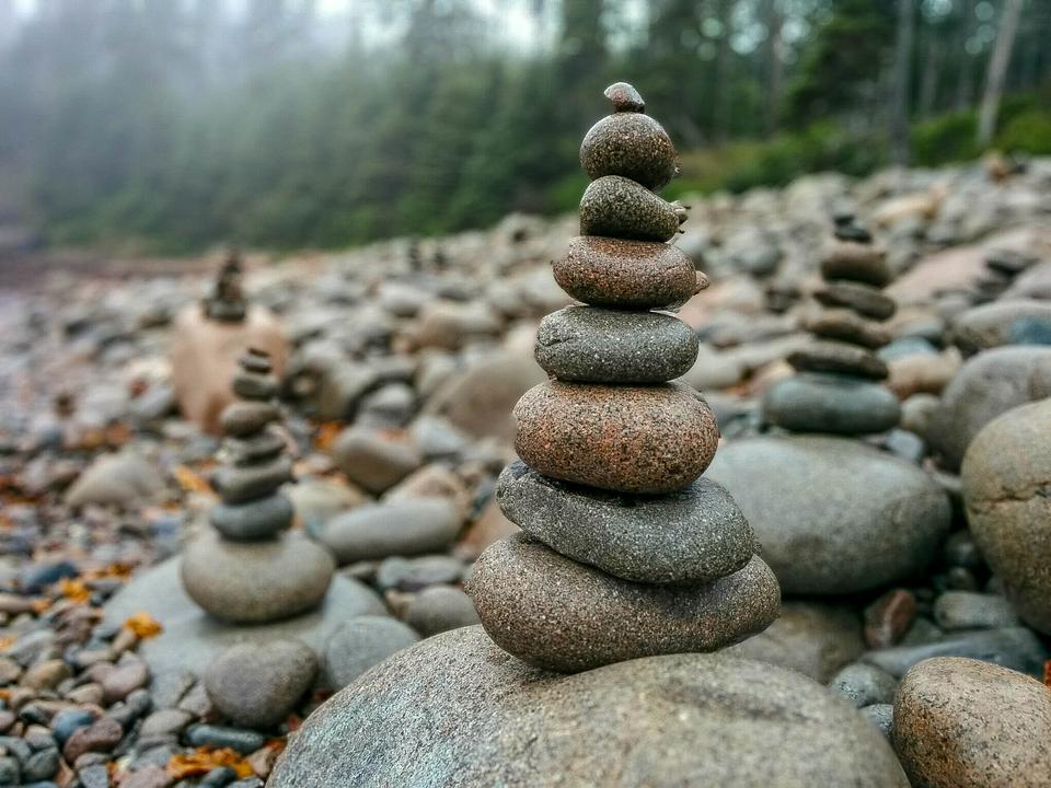 Rocks, Acadia National Park
