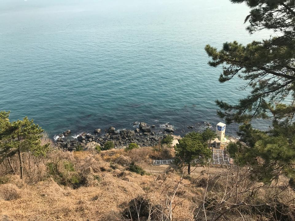 Haeundae Moontan Road Walk Trail