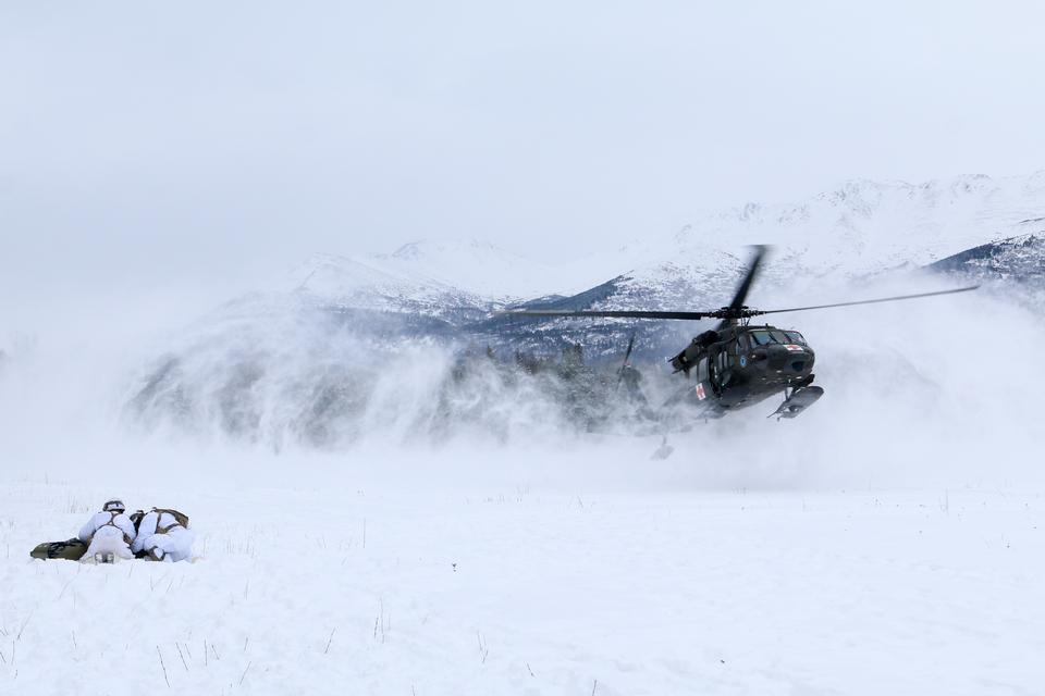 Parachutistes de l'armée américaine